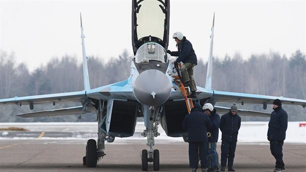 MiG-35: Siêu phẩm cực tối tân của Nga