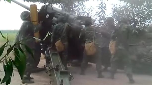 Cặp song sát tên lửa và pháo 130mm của Việt Nam