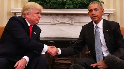 Phía sau việc Obama chỉ trích sắc lệnh di trú của Trump