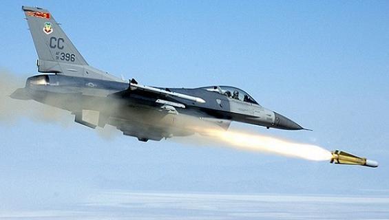 F-16 Mỹ phóng tên lửa nhầm, diệt 1 nhân viên mặt đất