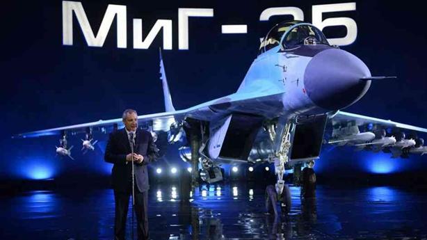 Nga quảng bá MiG-35 quá lố