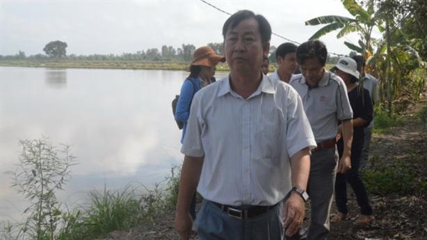 Dân Đồng Tháp bỏ lúa trồng sen: Kiểm tra DN Trung Quốc
