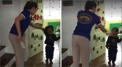 Cô giáo cầm dép đánh trẻ: Chủ tịch Chung nói xử nghiêm