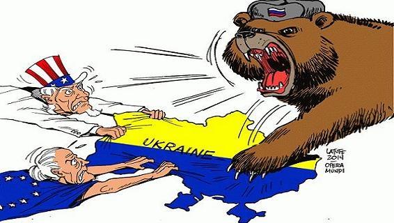 Giải mật xung đột Ukraine: Tâm điểm cuộc đấu địa-chính trị Nga-Mỹ