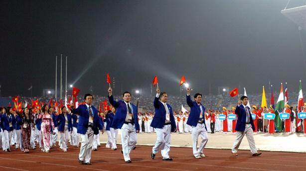 Hà Nội, TP.HCM xin đăng cai SEA Games: Nợ công thì cao