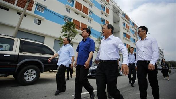 TP.HCM muốn xây chung cư 100 triệu: Nếu Bí thư Thăng quyết...