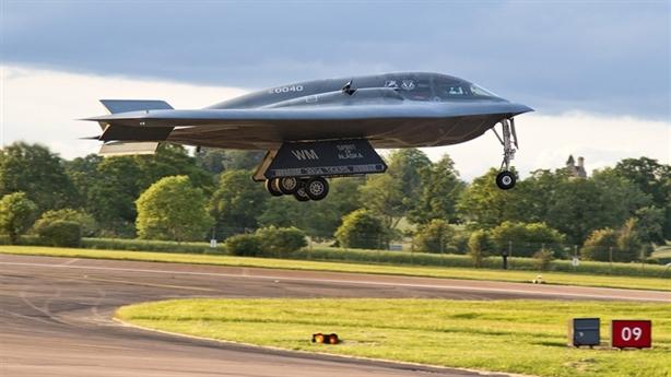 B-2 tác chiến tốt trong môi trường không GPS sau nâng cấp