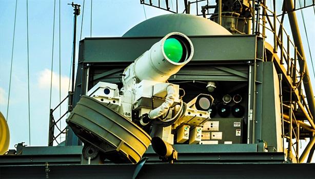 Nhược điểm giết chết vũ khí laser công suất lớn của Mỹ