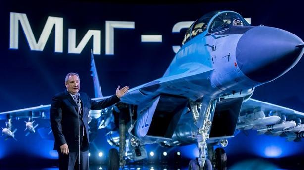 MiG-35 mang vũ khí laser: Quan chức Nga không nhầm lẫn