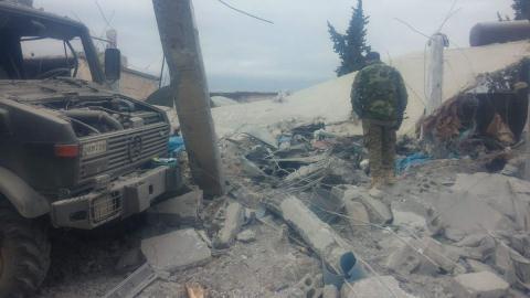Nga không kích nhầm lính Thổ Nhĩ Kỳ: Mấy lời chia buồn?