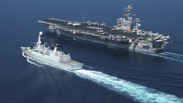 Báo Mỹ: Chiến hạm Anh làm điều vô nghĩa tại Biển Đen