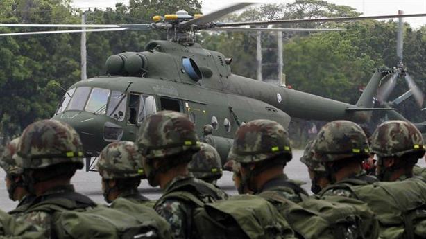 Thái Lan thẳng tay loại Chinook để mua về Mi-17