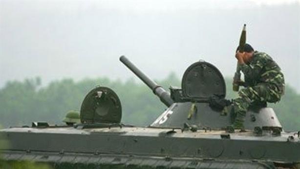 Việt Nam tự tăng sức mạnh BMP-1 khi được mời nâng cấp