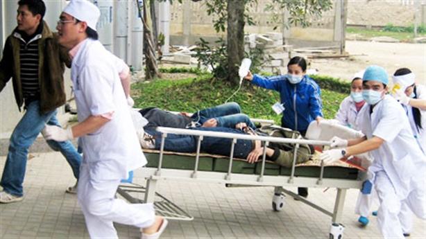 7 người chết sau ăn cỗ ở Lai Châu