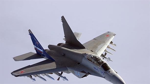 Nga sản xuất MiG-35 phiên bản trên tàu sân bay