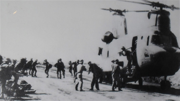 Hình ảnh chuyển quân thần tốc cho Chiến tranh biên giới 1979