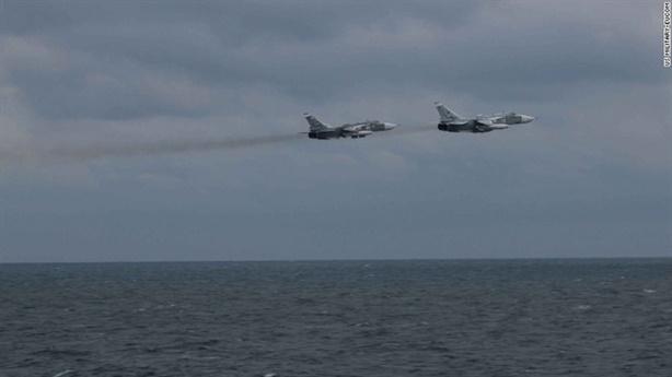 Mỹ tung bằng chứng Su-24 áp sát tàu USS Porter