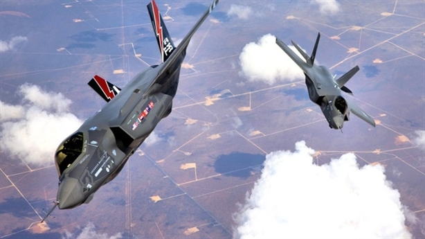 Vũ khí bí ẩn khiến F-35 làm nên điều chưa từng có
