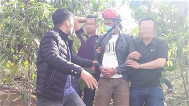 Vụ giết người, chôn xác ở Lâm Đồng: Vợ rất bình tĩnh