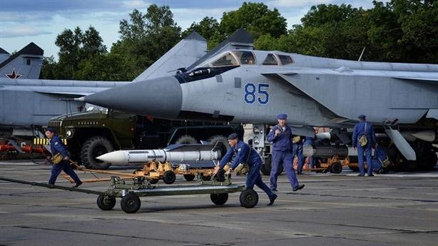 Mỹ chỉ thẳng toan tính của Nga khi đưa R-37M đến Syria