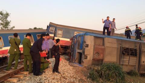 Tàu hỏa đâm xe ben Huế: Lời kể kinh hoàng