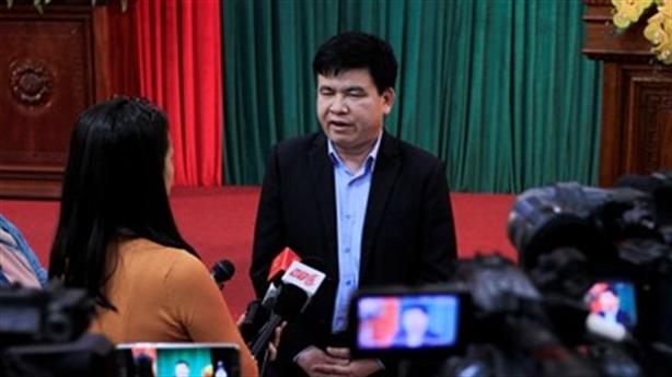 Thành ủy Hà Nội: Điều tra tiếp hiệu trưởng Nam Trung Yên