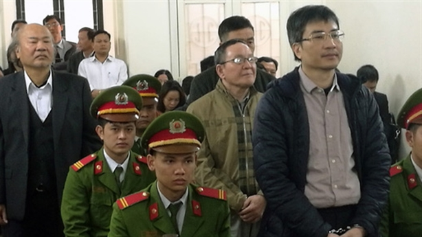 Đại án Vinashinlines: Giang Kim Đạt xin cho bố
