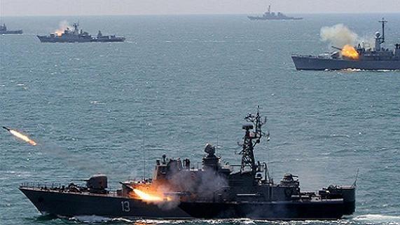 Xung đột Biển Đen, Nga diệt sạch tàu Mỹ-NATO trong vài phút