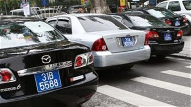Theo chân Bộ Tài chính, Hà Nội quyết khoán xe công