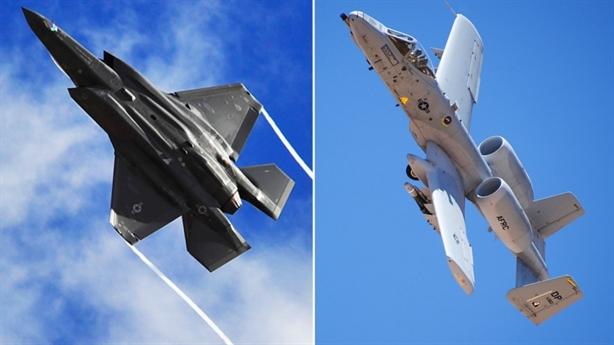 Mỹ khoe thành tích F-35 khi đánh hội đồng máy
