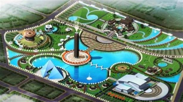 Thanh Hóa xây công viên hơn 2000 tỷ: Phải táo bạo