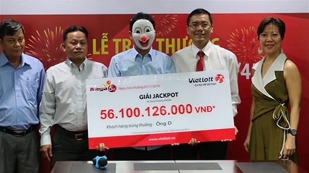 Vietlott lội ngược dòng thắng lớn: Giải Jackpot chia nhỏ?