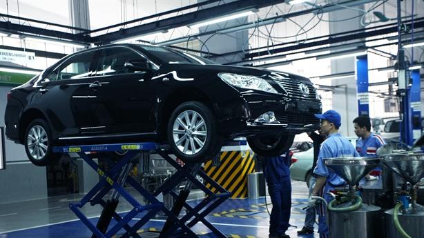 Giấc mơ làm công nghiệp ô tô: Sau 20 năm vẫn thế