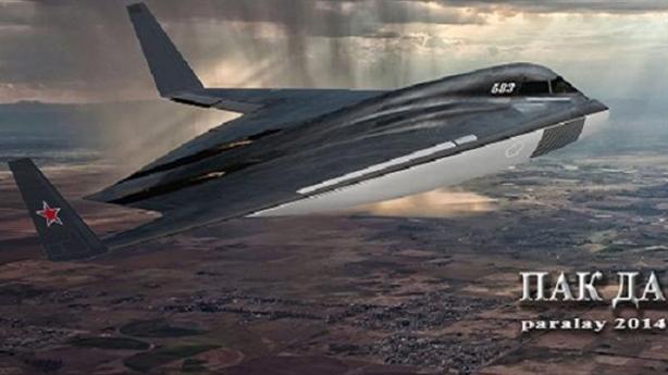 Đòn đánh 7000 km của máy bay PAK DA