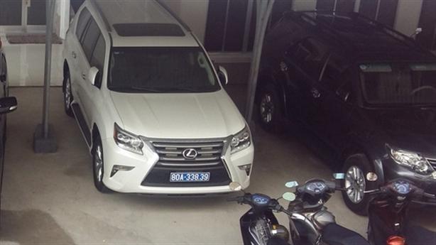 DN tặng xe sang cho địa phương: Ba Bộ vào cuộc