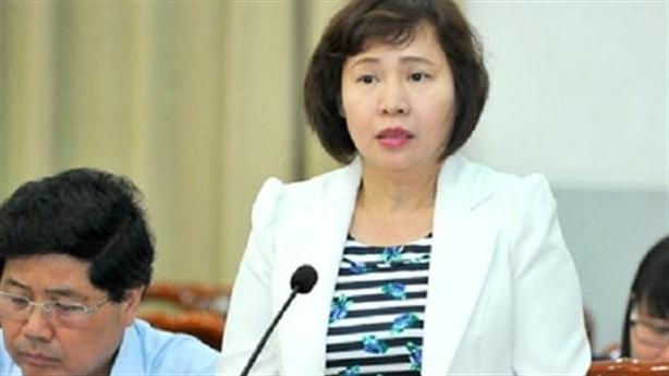 Kiểm tra tài sản Thứ trưởng Kim Thoa: Sẽ sớm báo cáo