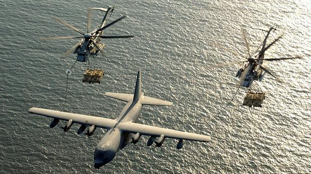 Trực thăng Mỹ làm được điều Nga không thể