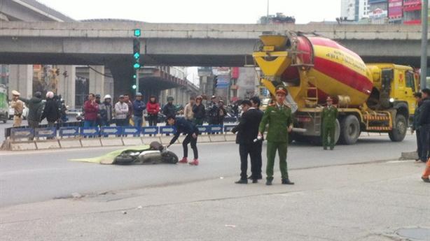 Xe bêtông chạy đường cấm, nữ sinh chết thảm: CSGT thừa nhận...