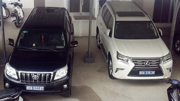 Ba Bộ kiểm tra việc tặng xe sang:Dân mong đừng hời hợt