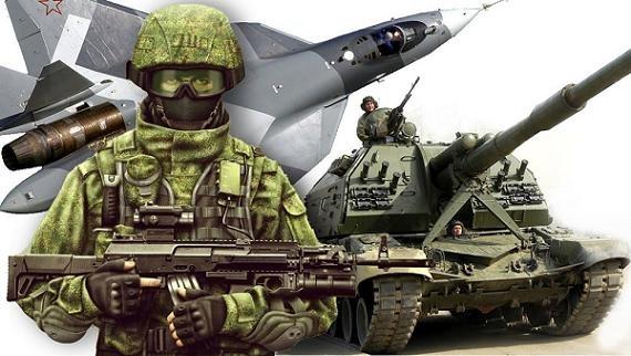 10 vũ khí Nga xoay chuyển cán cân quyền lực thế giới