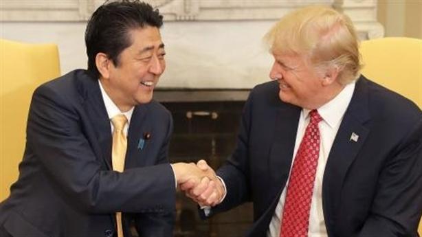 Trump chọn kết hợp với Abe phá thế kinh tế Trung Quốc