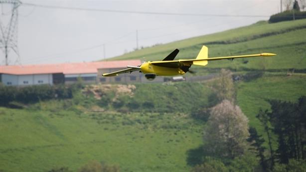 UAV bí ẩn Nga phơi mình trước vệ tinh do thám