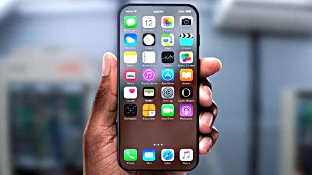 Chỉ iPhone 8 có màn hình cong: Apple chơi chiêu?