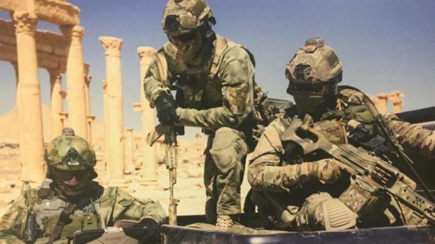Tấn công Deir ez-Zor thất bại, 1 lính Nga thiệt mạng