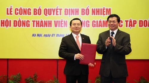 Điều chuyển Chủ tịch Dầu khí: Bộ trưởng Công thương lên tiếng
