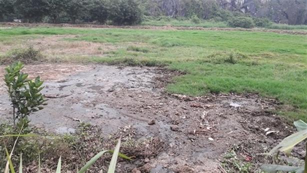 Đổ chất thải bể phốt vào khu di tích: Chôn lấp ngay