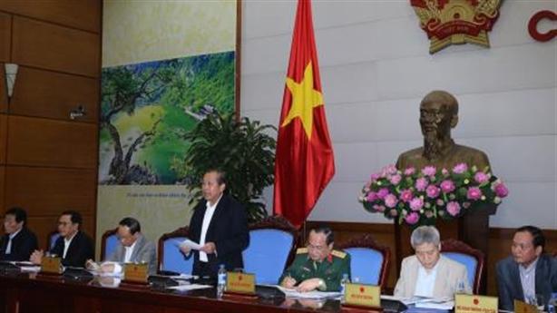 Phó Thủ tướng nói thẳng về tình trạng bảo kê cát tặc