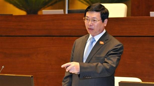 Ông Vũ Huy Hoàng bổ nhiệm sai: Bộ Công Thương lên tiếng