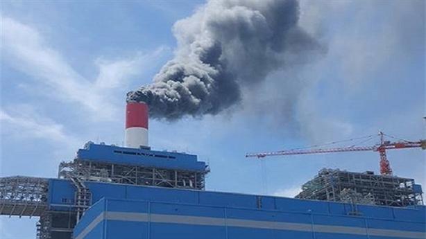 Cháy ở nhà máy nhiệt điện Vĩnh Tân: Thế giới hiếm gặp