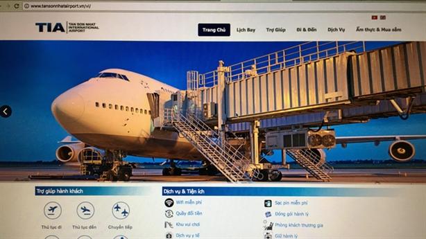 Nhiều website sân bay bị tấn công: Bộ GTVT trấn an